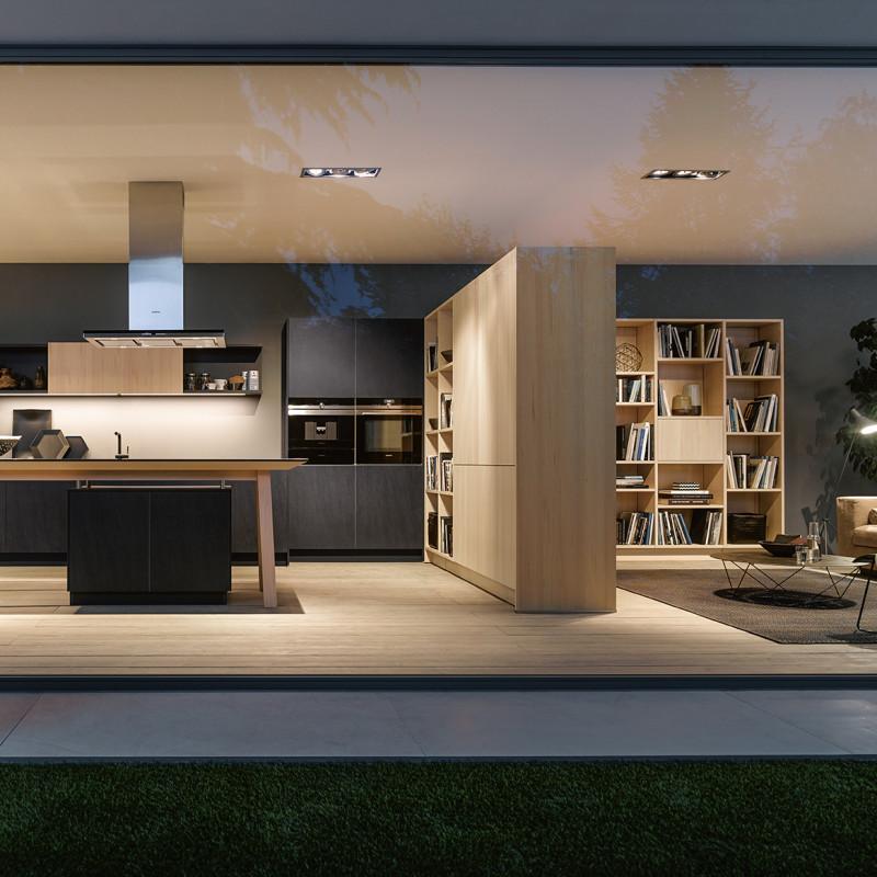 Next 125 küche, hp. müller ag schreinerei, St. Gallen küche bad wohnen, küchenbauer