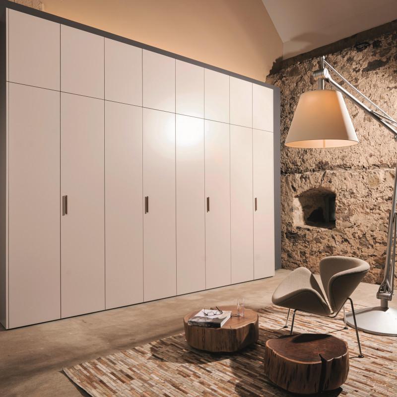 Garderobe mit Schranktüren, warendorf die küche partner von hp. mülller ag schreinerei, küche bad wohnen, massgeschreinertes wohnen, Ihr Schreiner in St.Gallen