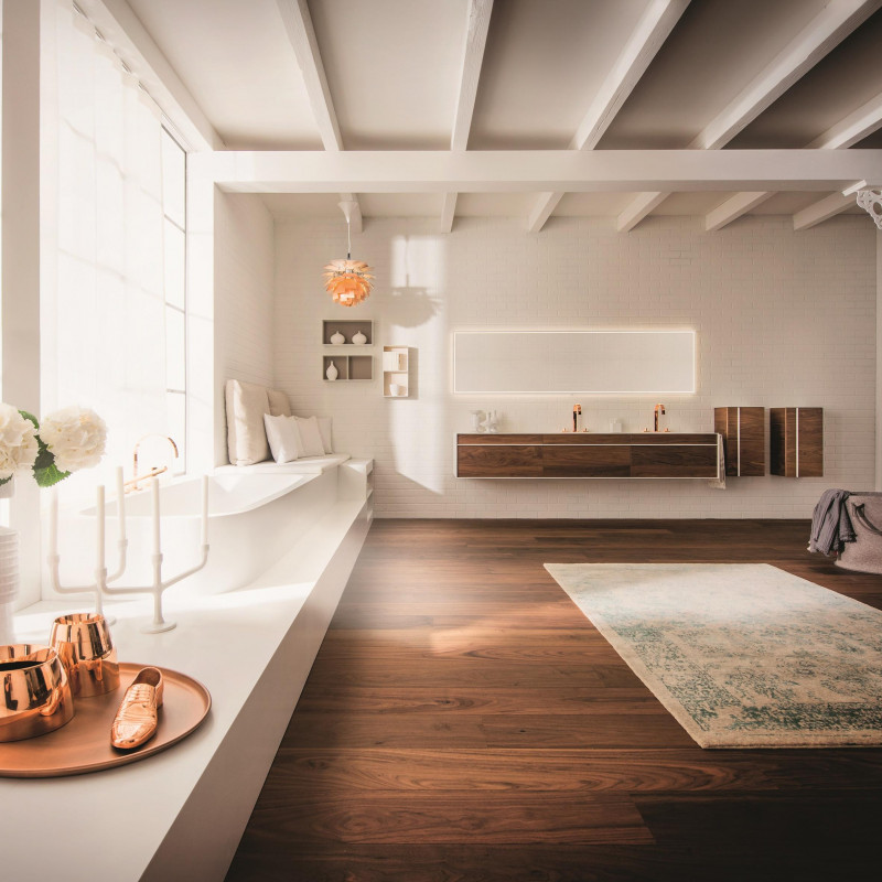 Badzimmer von ,talsee, Partner von hp. mülller ag schreinerei, küche bad wohnen, massgeschreinertes bad, Ihr Bad-Planer in St.Gallen
